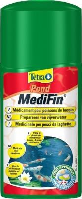 TetraPond MediFin 250 ml désinfectant