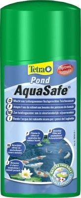 TetraPond AquaSafe Acondicionador de agua