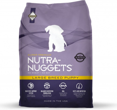 NUTRA NUGGETS Puppy Large Breed pour Chiot de grande taille
