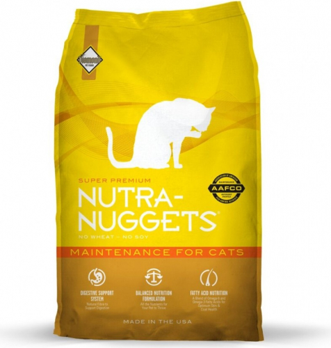NUTRA NUGGETS Maintenance pour Chat Adulte