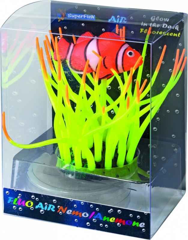 Superfish FLUO AIR - déco fluo avec diffuseur d'air