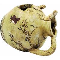 Jarre Vase couché 11 cm Superfish Skull Décorations