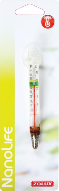 Thermomètre flottant avec ventouse Zolux