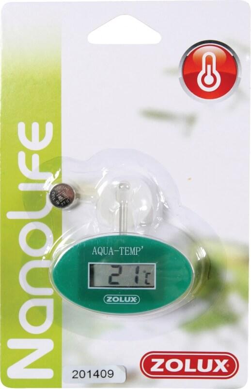 Thermomètre digital intérieur