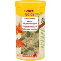Sera Goldy Nature aliments en flocons pour poisson rouges