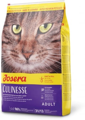 JOSERA Culinesse au Saumon pour Chat Adulte Sensible