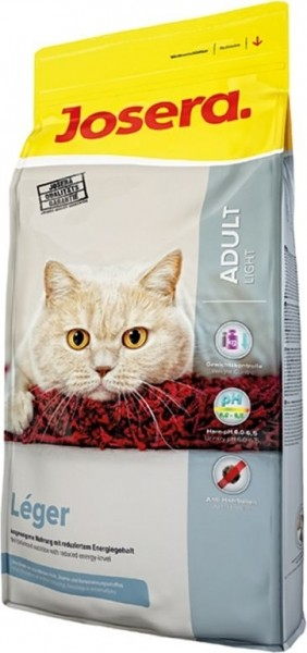 JOSERA Adult Light Léger pour Chat Adulte en Surpoids ou Stérilisé