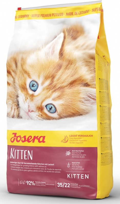 JOSERA Minette Kitten pour Chaton