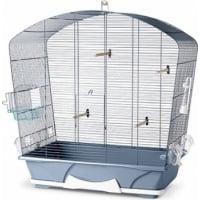 Cage pour perruches et oiseaux exotiques Louise 50 - H73,5 cm