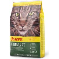 JOSERA NatureCat Sans Céréales pour Chat Adulte & Chaton