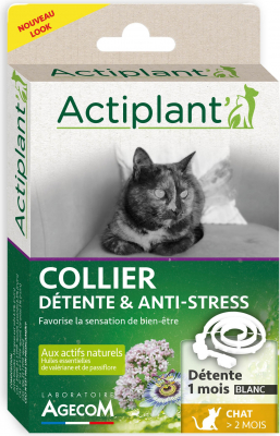 ACTI Collier Détente chat 42cm