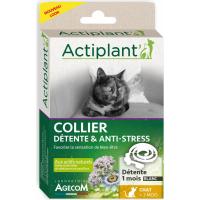 ACTI Collier Détente chat 42cm