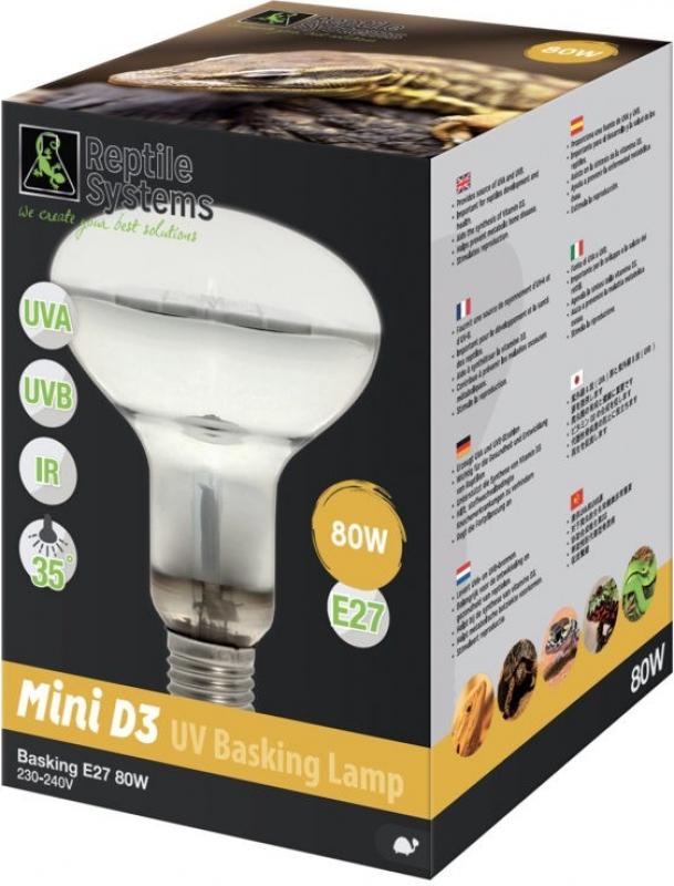 Lampe chauffante Basking D3