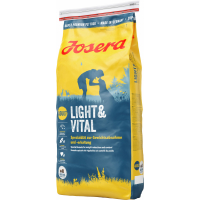 JOSERA Light & Vital pour Chien Adulte en Surpoids