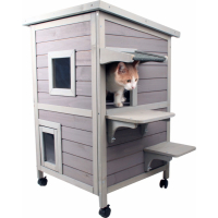 Kattenhuisje
