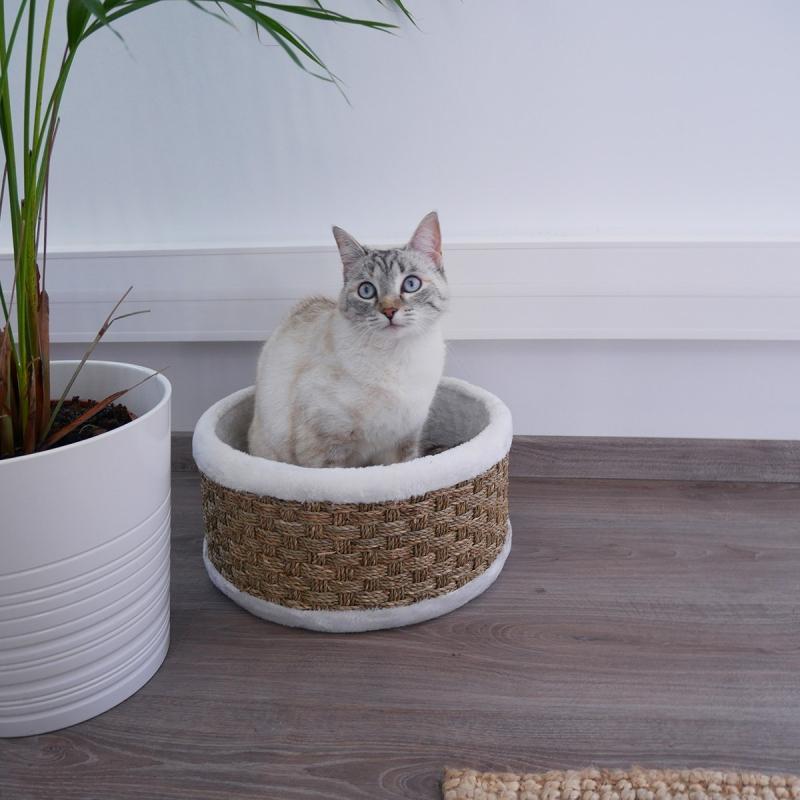Couchage pour chat ou chien Zolia Tosca - 36cm