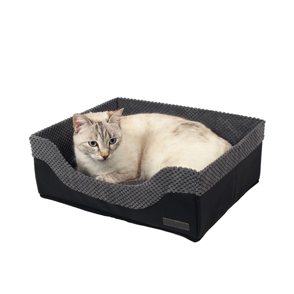 Panier qui convient aux très petits chiens ou aux chats