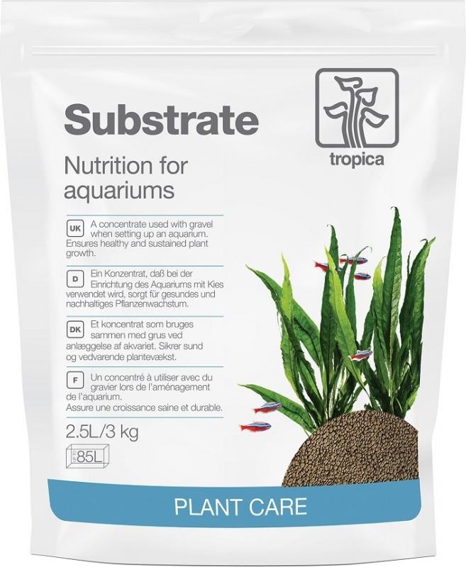 Tropica Substrat nahrhafter Boden für Aquarien