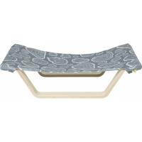 BE ONE BREED Hamaca para gato - Motivo Natural madera gris