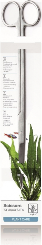 Tropica Scissors Ciseaux incurvés 25 cm