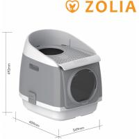 Maison de toilette intelligente pour chat Zolia EasyMoov