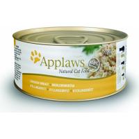 APPLAWS Pack 12 blikjes van 70g Cat Adult - 3 smaken