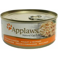 APPLAWS Natvoer in bouillon - 156g