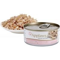 APPLAWS Boîtes en bouillon pour chat adulte 156g - 11 saveurs