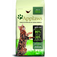 Applaws Adult Cat Grain Free, Chicken and Lamb