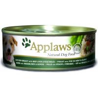 APPLAWS Pâtée 100% Naturelle 156g pour chien adulte