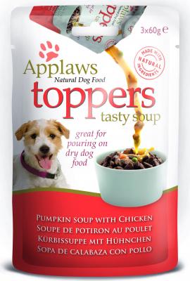 Soupe APPLAWS pour chien