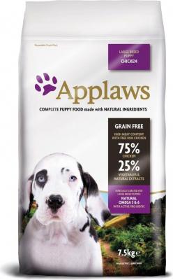APPLAWS Puppy Large Breed Sans Céréales pour Chiot de Grande Taille
