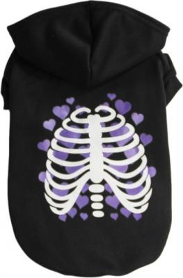 Sweat pour chien Squelette Zolia Festive Halloween - Plusieurs tailles disponibles
