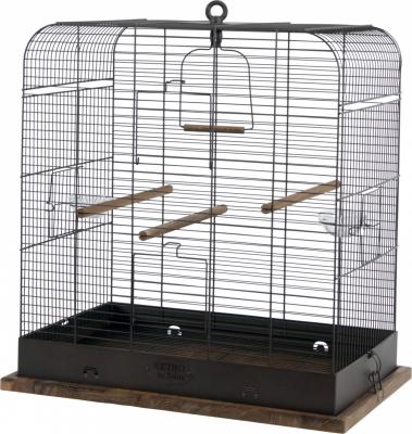 Cage oiseau Rétro Madeleine - H62cm