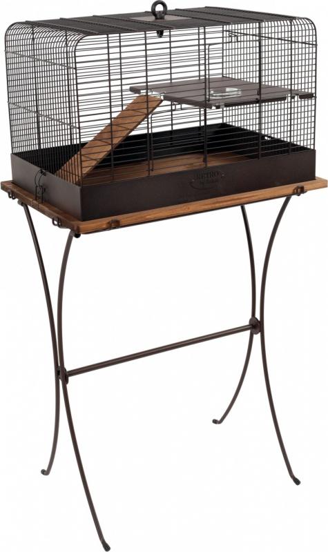 Cage rongeur Rétro Fernand