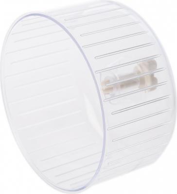 Roue plastique transparente pour cage rongeur Néo - Névo