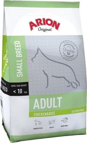 ARION ORIGINAL Adult Small 28/18 Poulet & Riz pour chien de Petite Taille