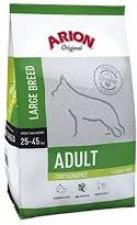 ARION ORIGINAL Adult Large 25/12 Poulet & Riz pour Chien de Grande Taille