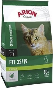 ARION ORIGINAL Cat Fit 32/19 au Poulet pour Chat Adulte