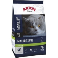 ARION ORIGINAL Cat Mature 29/12 au Poulet pour Chat Senior