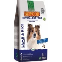BIOFOOD Lamb & Rice Adult 25/15 pour Chien Adulte Medium/Maxi Sensible