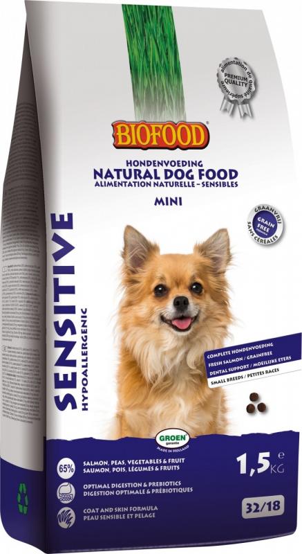 BIOFOOD MINI Sensitive 32/18