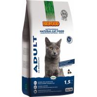 BIOFOOD Croquettes Adult Cat 100% Naturelles au Poulet pour Chat Adulte