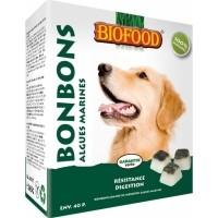 BIOFOOD Hundesnacks mit Algen für eine gute Verdauung