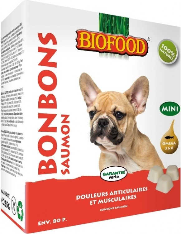 BIOFOOD Bonbons Douleurs Articulaires & Musculaires