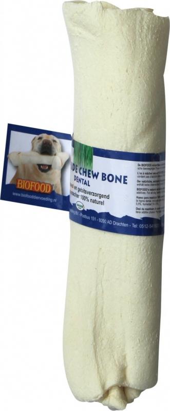 BIOFOOD Os à mâcher Dental Roll pour chien - 4 tailles