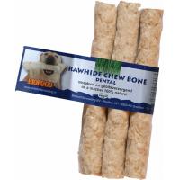 BIOFOOD Os Dental 100% Naturel Munchy Snack pour Chien