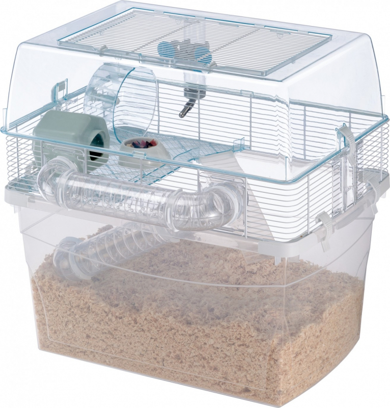 Cage Hamster Duna Space