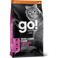 PETCUREAN GO! SKIN + COAT met kip