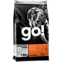 PETCUREAN GO! Dog Sensitivity + Shine LID au Saumon pour Chien et Chiot Sensible